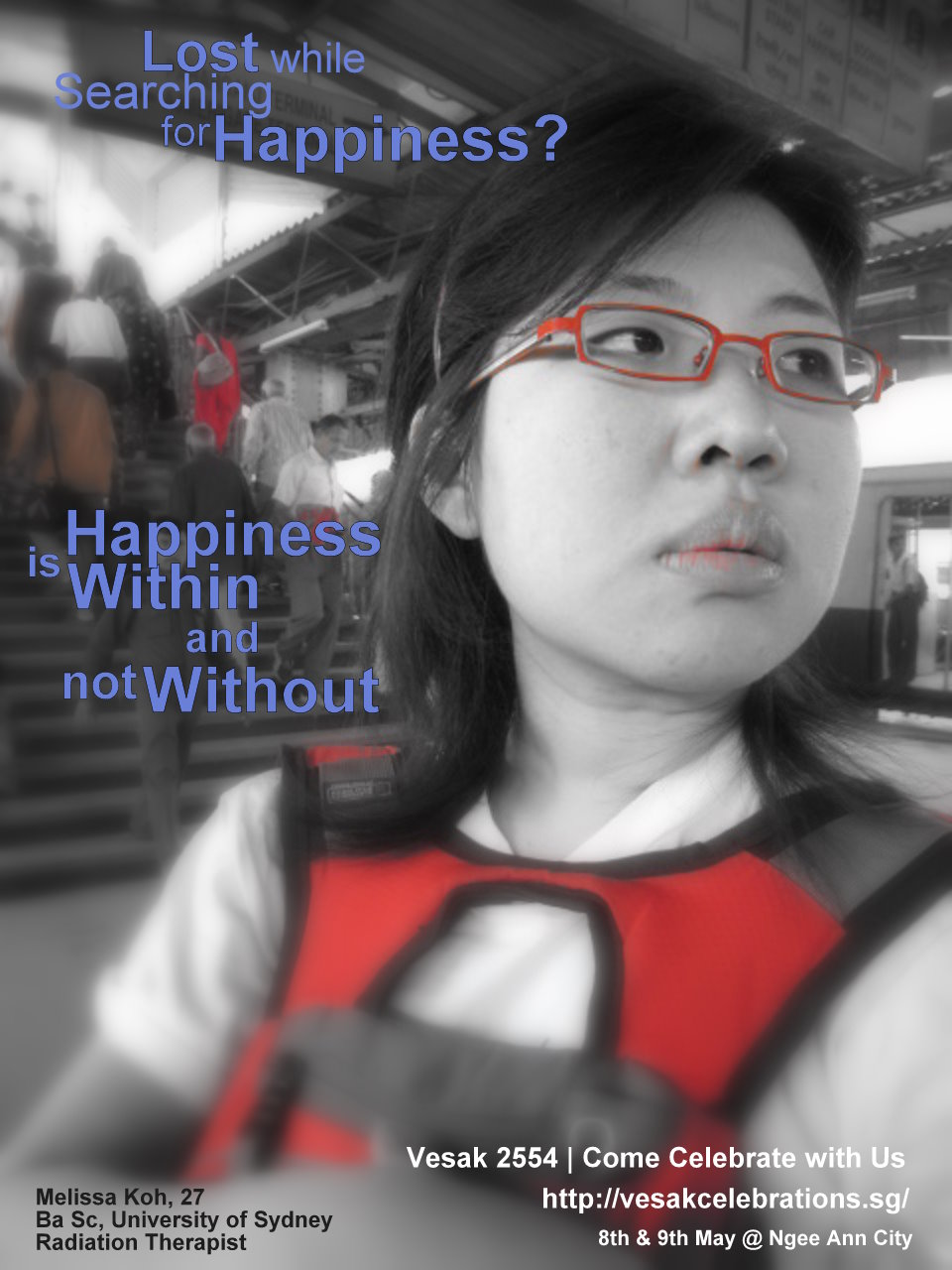 Lost while Searching for Happiness
